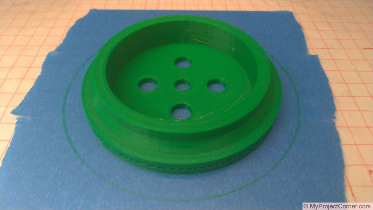 3d printed jar lid for fly trap
