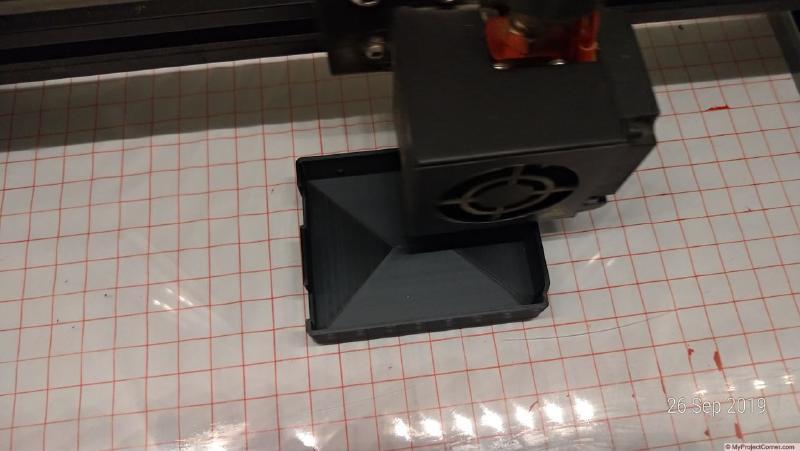 3d Printing arduino uno case