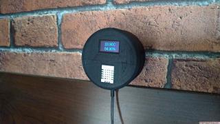 Connected Temperature & Humidity Sensor