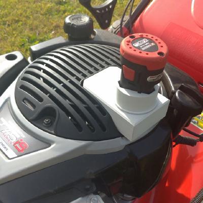 Reemplazando la batería InStart