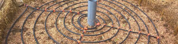Sistema de calefacción de compost