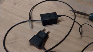 ESP8266 Temperature Sensor