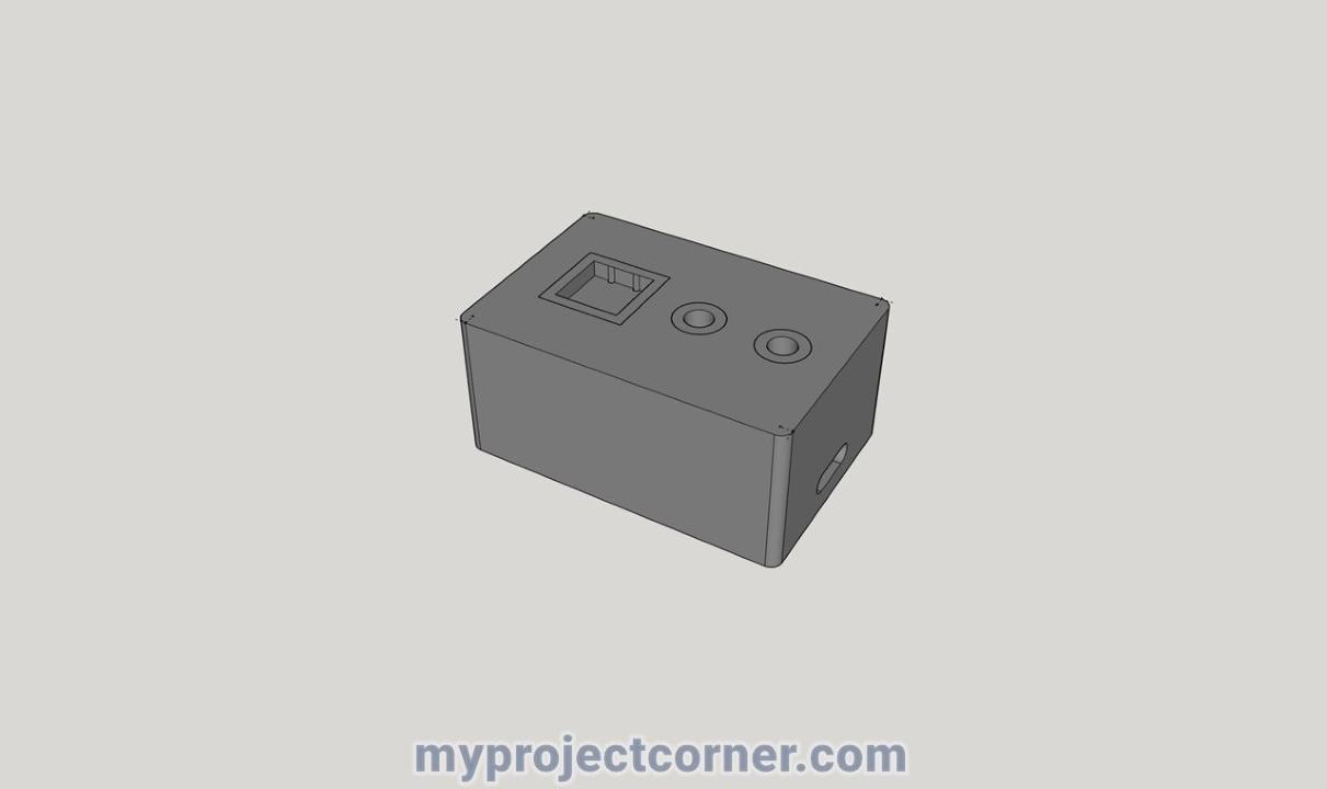 Modèle de croquis pour l'enregistreur de temps Raspberry Pi
