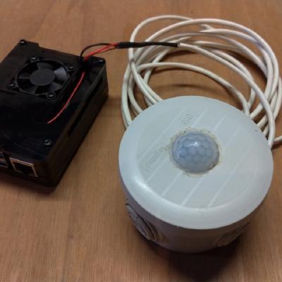 Système d'alerte pour les souris