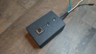 Raspberry Pi 'Work From Home' Time Recorder
